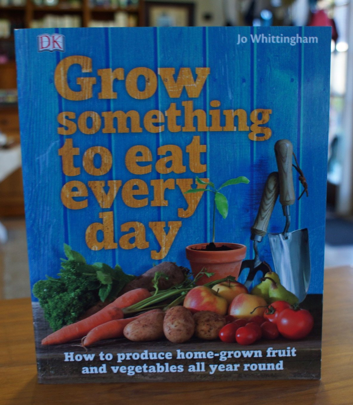 Grow Something Eat Everyday