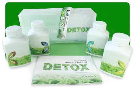 Brett Elliott Ultimate Herbal Detox