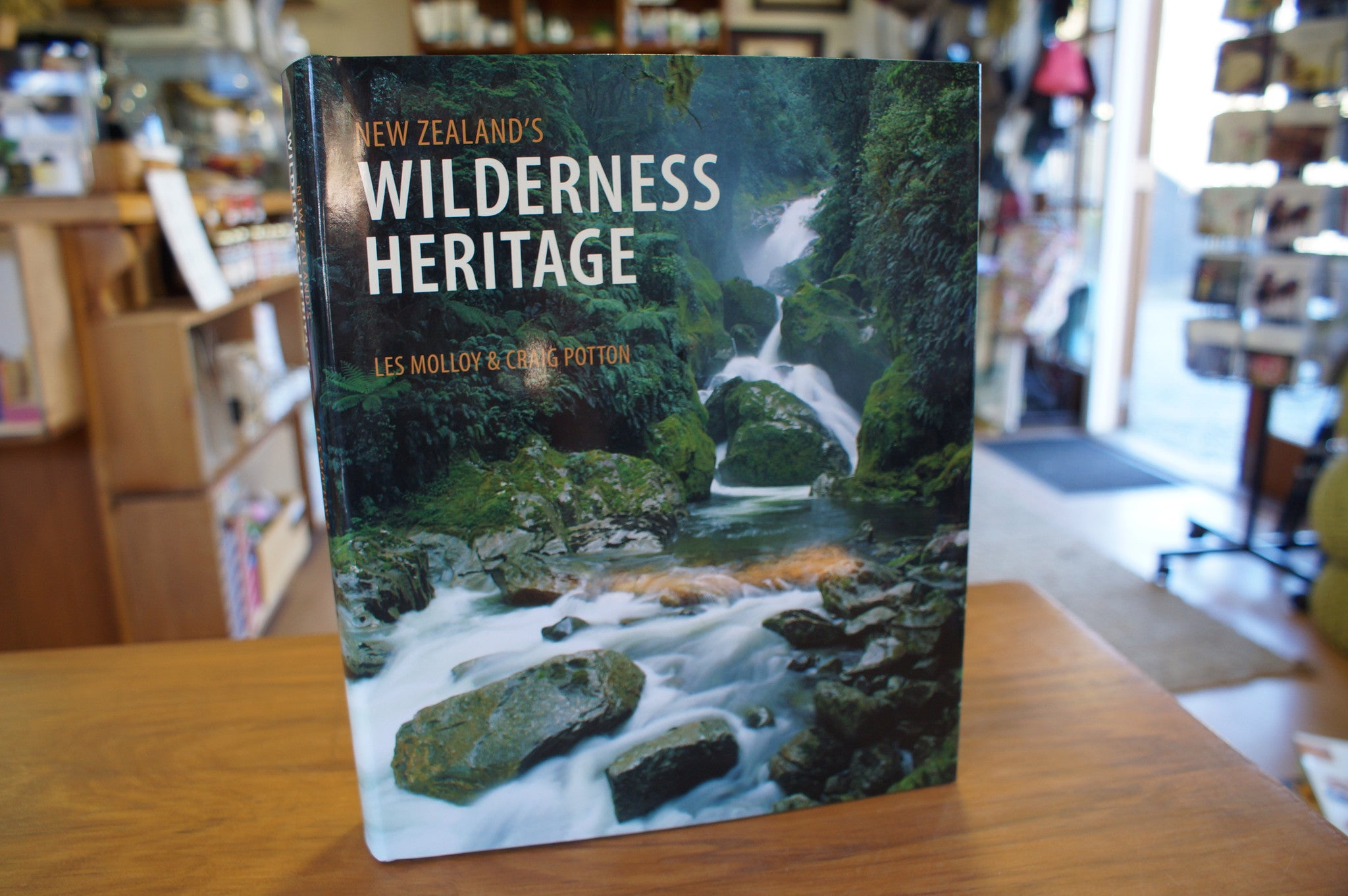 New Zealands Wilderness Heritage