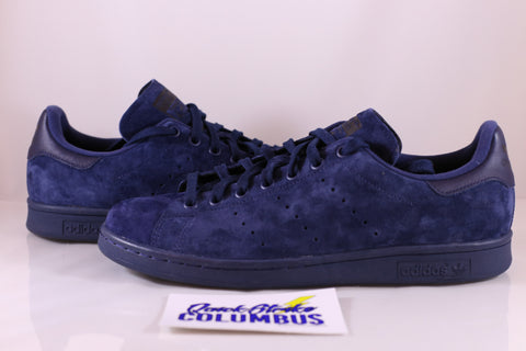 "Adidas Stan Smith ""Blue Suede"""