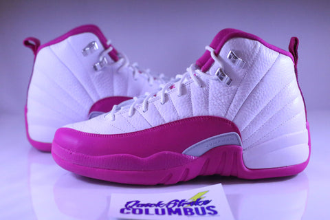 "Air Jordan 12 GS ""Valentine's Day"""