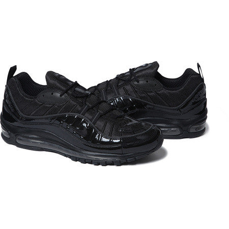 "Supreme Air Max 98 ""Black"""