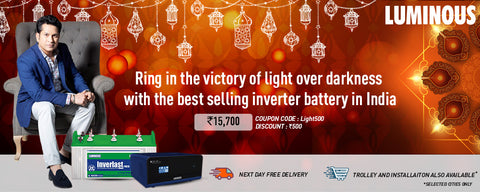 Online Inverter Battery
