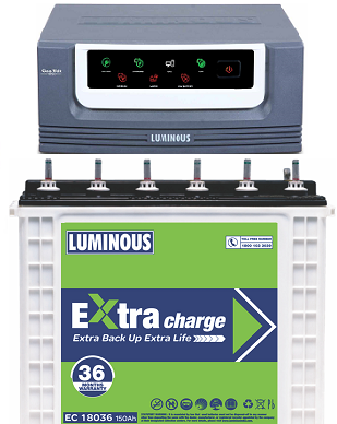 Extra Charge Battery for Inverter