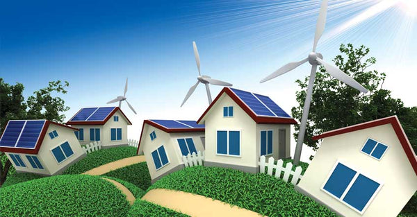 Reduce Pollution to install Solar system at home