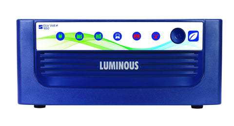 Luminous Eco Volt+ 1050 Sine Wave Home UPS - Luminous eShop