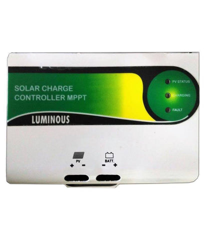 Luminous Solar MPPT Charge Controller 20 amp - Luminous eShop
