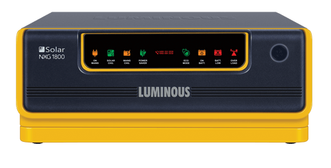 Luminous Solar NXG hybrid Inverter 1800 /24V UPS - Luminous eShop