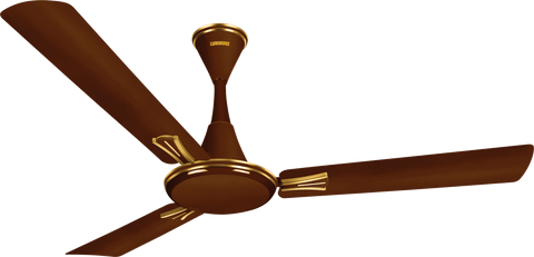 Ceiling Fan - Luminous Audie 1200 Mm Ceiling Fan Brown
