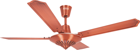 Ceiling Fan - Luminous Inspire 1200 Mm 4 Blade Copper Ceiling Fan