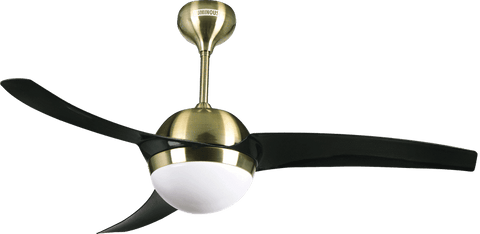 Ceiling Fan - Luminous Lumero LED Ceiling Fan -Merc Black