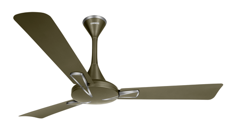 Ceiling Fan - Luminous Trigon Ceiling Fan Magnet Grey