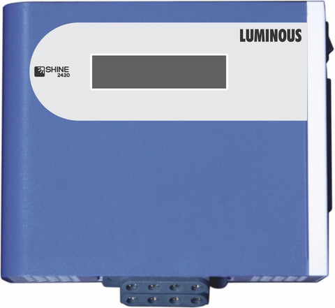 Charge Controller - Luminous Solar Retrofit - Shine 20 Amp Controller