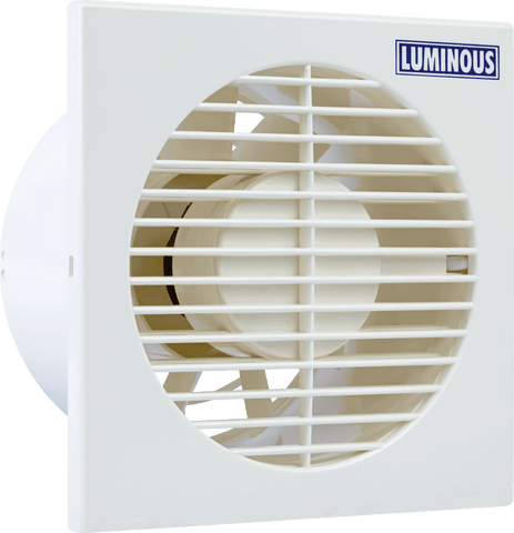 Exhaust Fan - Luminous Exhaust Fan - Vento Axial 150 Mm