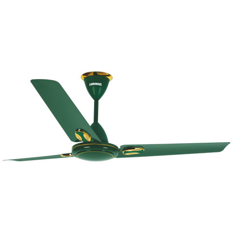 Online fans buy luminous designer electric fans online at best luminous 1200 mm ceiling fan twinkle cameron green mozeypictures Image collections