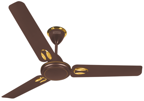 Luminous 1200 MM Ceiling Fan Twinkle Choco Brown