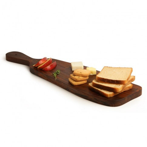 """Peel"" Bread and Cheese Board"