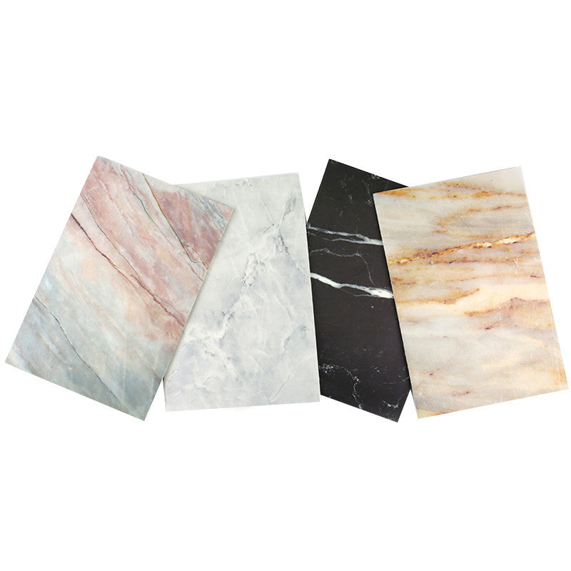 Marble Soft Cover A5 notebooks
