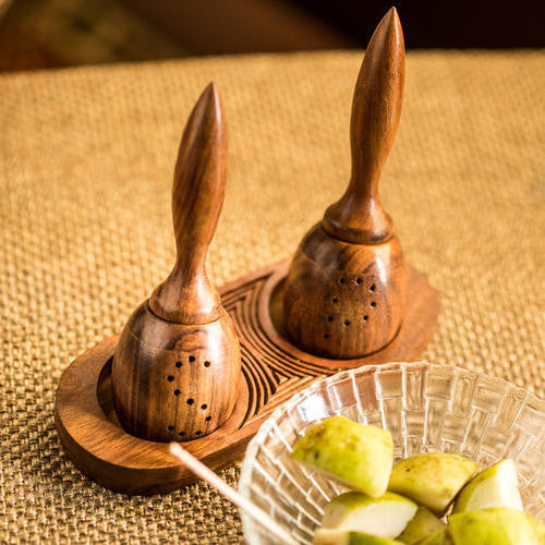 """Bell"" Salt and Pepper Shakers"