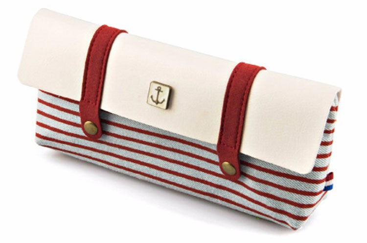 Canvas Pencil Case
