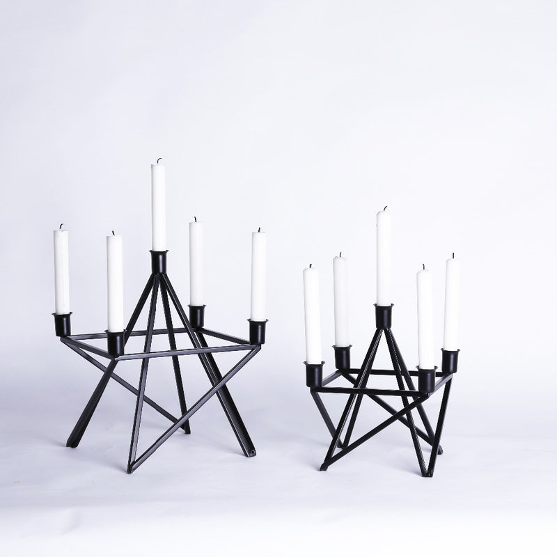 Eiffel Candle Stand