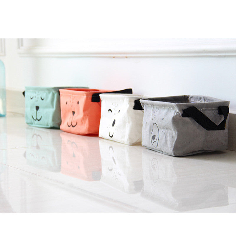 Pup-up Folding Storage Boxes