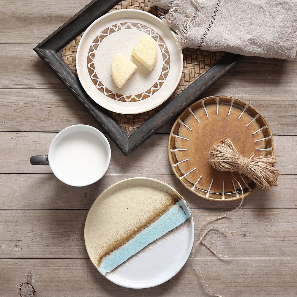 Good Earth Ceramic Dishes