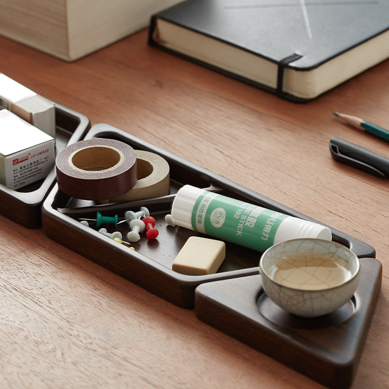 Reconfigurable Desk Organizer