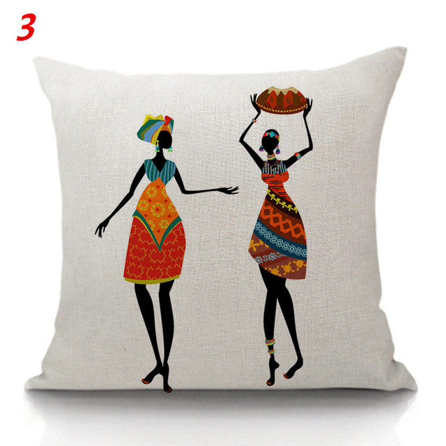 The People Republic cushion covers
