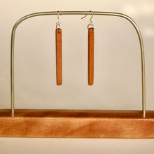 Load image into Gallery viewer, The Stick Earrings in Cherry