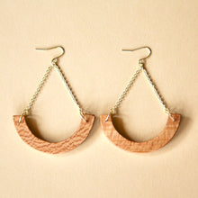 Load image into Gallery viewer, The Melanie Earrings in Sycamore