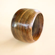 Load image into Gallery viewer, Chunky Bangle in Louisiana Sinker Cypress