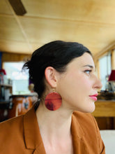 Load image into Gallery viewer, The Lundyn Earrings in Cedar