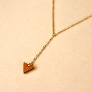 The Elizabeth Necklace in Cherry