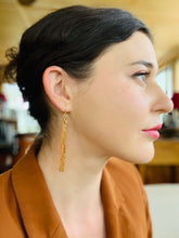 Load image into Gallery viewer, The Stick Earrings in Sycamore
