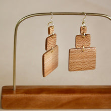 Load image into Gallery viewer, The Gabrielle Earrings in Sycamore