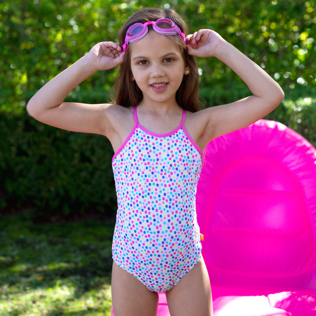 1005 Miss Fruitti One Piece Chlorine Resistant