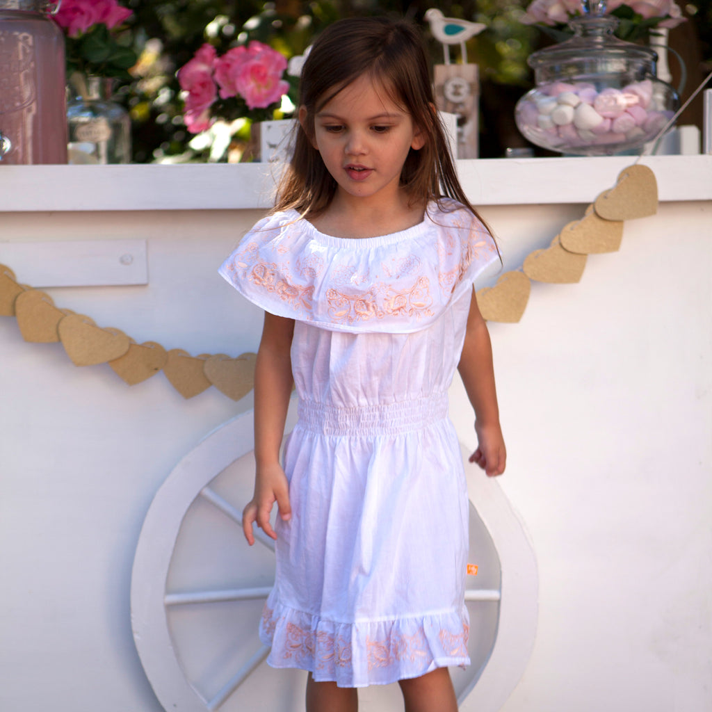 1122 Miss Camillia Sundress