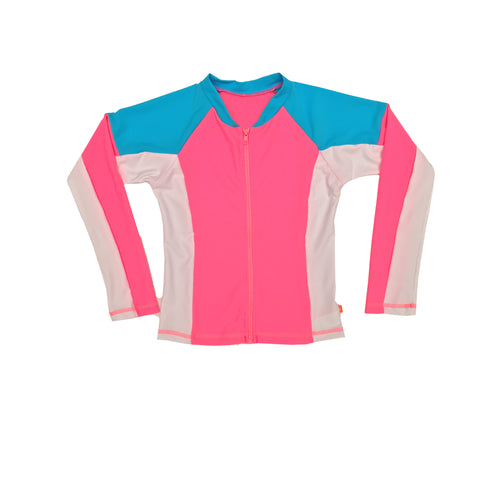 1126 Neon Lights Long Sleeve Rashvest
