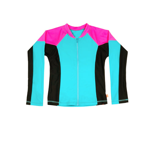 1126 Salty Long Sleeve Rashvest