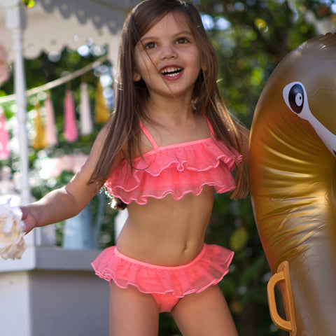1127 Miss Mermaid Tube Bikini