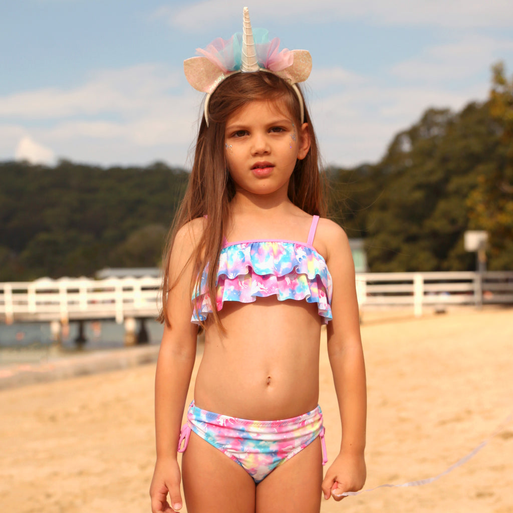 1134 Miss Unicorn Tube Bikini