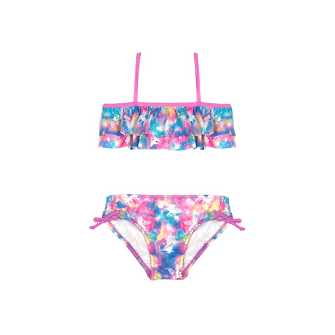 1134 Miss Unicorn Tube Bikini - Salty Ink