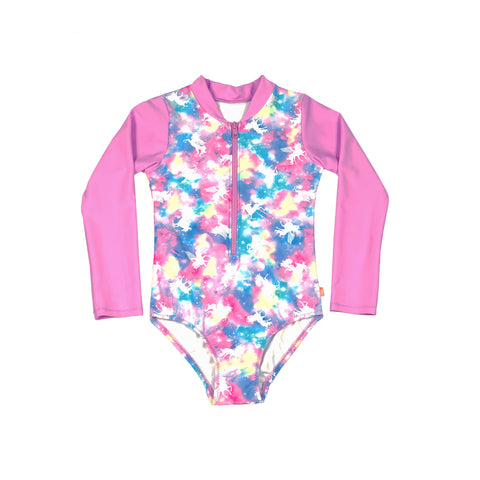 1135 Miss Unicorn Sunsuit