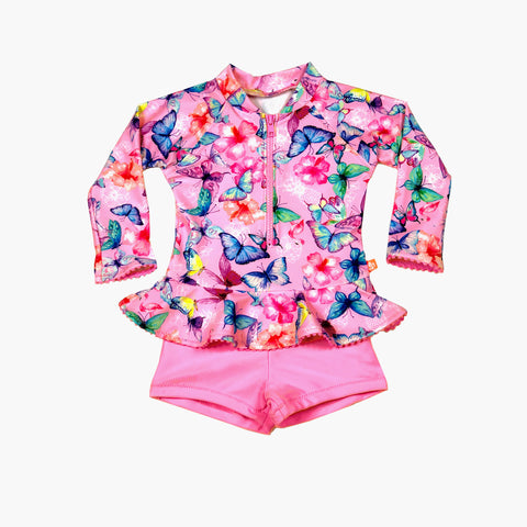 1147 Miss Tahiti Playsuit