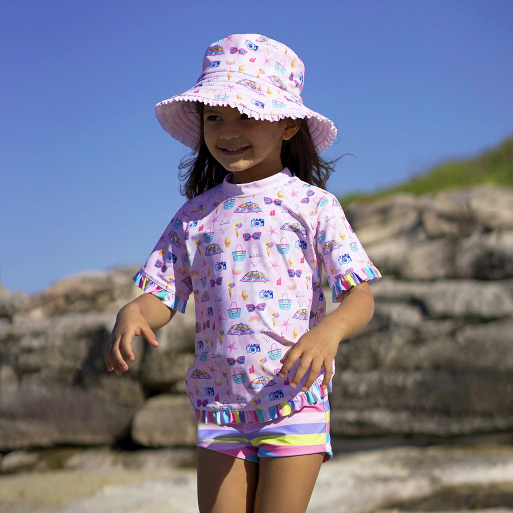 1148 Miss Seaside Sunvest Set