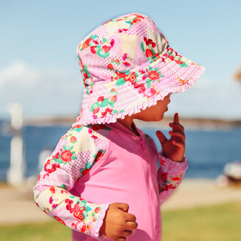 1172 Miss Polly Sunhat - Salty Ink