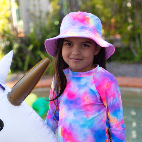 1172 Miss Rainbow Sun Hat