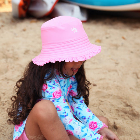1172 Miss Salty Sunhat - Salty Ink