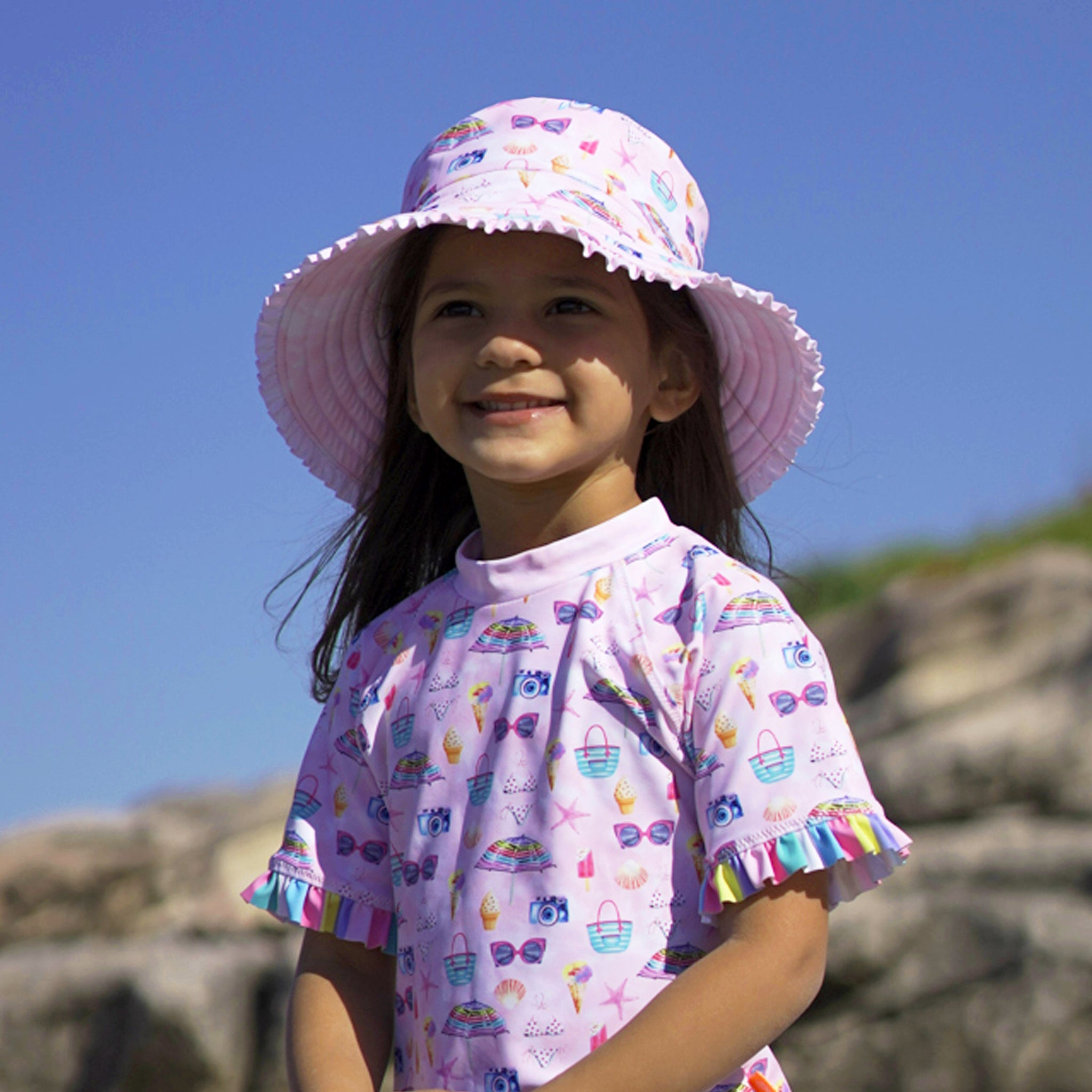 1172 Miss Seaside Sunhat